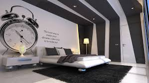 best of beautiful coolest accent wall design for bedroom amazing black and white accent walls amazing white black bedroom