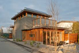 superinsulated   Small House BlissGallery  Net zero solar laneway house by Lanefab Design Build