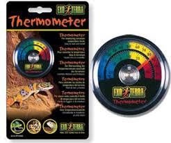Купить <b>Термометр Для Террариума</b> Hagen (Хаген) 5,5см <b>Exo</b> ...
