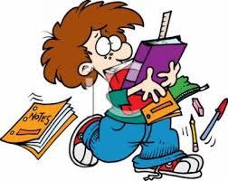 Resultado de imagen de imagenes de estudio o de trabajos escolares