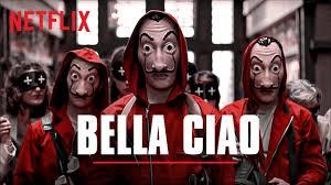 Bella Ciao Full Song | <b>La Casa De Papel</b> | <b>Money Heist</b> | Netflix India ...