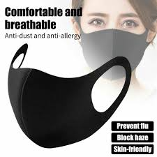 <b>Anti dust Mouth Face</b> Cycling Outdoor Respirator Adult Reusable ...