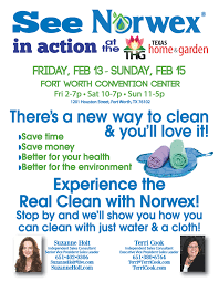 comes to texas norwex in fort worth texas