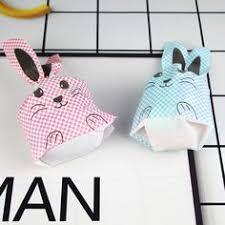 <b>50Pcs</b>/<b>Lot Cute Rabbit</b> Design Creative Sugar Dessert Bags Baking ...