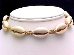 How to Put or Insert <b>Cowrie Shells</b> Onto Hemp Macrame Necklaces ...