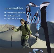 <b>Walking Stick Folding Ultralight</b> Cane trekking Lightweight ...