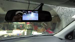 "4.3"" TFT LCD Color Monitor <b>Car Reverse Rear View</b> Mirror for ..."