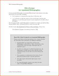 sample annotated bibliography mla reportz web fc com sample annotated bibliography mla 2013
