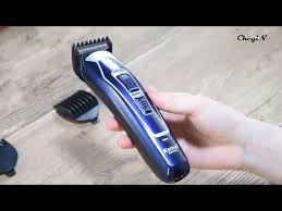 Professional <b>Electric Hair Clipper</b> Rechargeable Hair Trimmer RC015