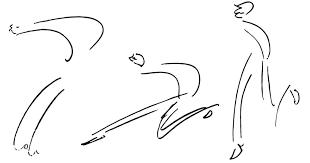 Resultado de imagen de corredores dibujos