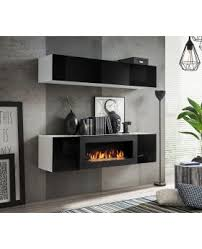 Idea E4 modern <b>tv wall unit</b> entertainment center cabinet media tv ...