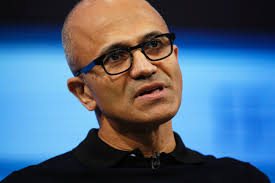 Image result for Satya Nadella