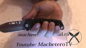 <b>Нож Buck CSAR</b>-<b>T</b>. Обзор и мнение. - YouTube