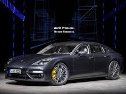 <b>World premiere</b> of the new Panamera « News « Porsche Center ...