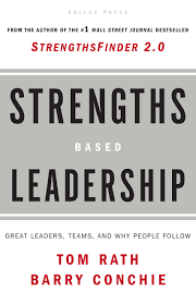 strengths based leadership strengths strengths based leadership