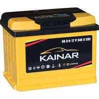 «Аккумулятор Кайнар-<b>акб</b> 60» — Автомобильные аккумуляторы ...