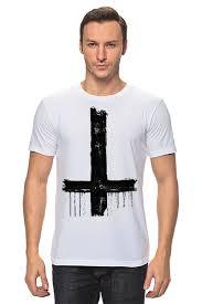 <b>Футболка классическая</b> Крест #511413 от rossoneri по цене 799 ...