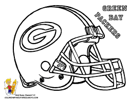 Small Picture Coloring Pages Of Football Stuff Coloring Pages