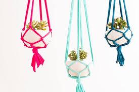 Как сделать подвесное <b>кашпо</b> для цветов своими руками в ...