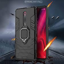 Online Shop Armor <b>Ring Case For</b> Xiaomi Redmi K20 pro <b>case</b> ...