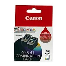 Canon <b>PG-40</b> and <b>CL-41 Ink</b> Combo Pack | Officeworks