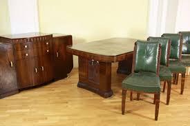 an australian art deco dining suite circa 1930 retailed art deco dining suite