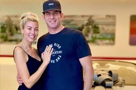Tarek El Moussa gifts girlfriend a Ferrari for her birthday