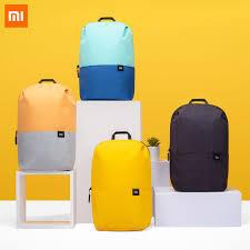<b>Original Xiaomi Mi</b> Mini <b>Backpack 7L</b>/15L/20L Big Capacity Men ...