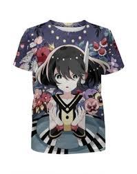 Детские <b>футболки</b> с символикой аниме