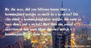 Calvin Trillin quotes: top famous quotes and sayings from Calvin ...