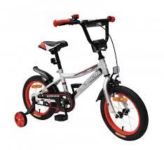 Детский <b>велосипед AVENGER SUPER STAR</b> 16, серый/красный ...