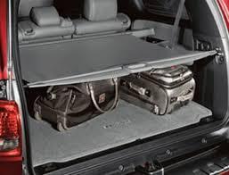 Тюнинг Toyota Sequoia 08- <b>Выдвижная шторка</b> в <b>багажник</b> цвет ...