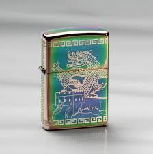 <b>Зажигалка Multi Color</b> Great Wall of China ZIPPO 49045
