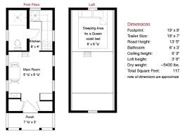 Tiny houses floor plans  House floor plans and Tiny house on Pinterest