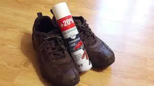 Водоотталкивающая <b>пропитка для обуви</b> (Защитный аэрозоль ...