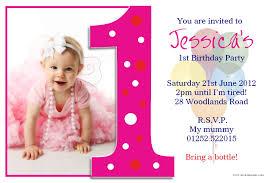 invitation card for st birthday com invitation card for 1st birthday for birthday invitations invitations 15