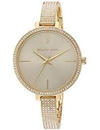 Women's 'Jaryn Quartz Stainless Steel Casual <b>Watch</b>, Color:Gold ...