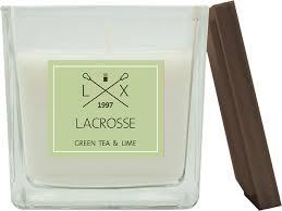<b>Свеча ароматическая</b> в стекле <b>Ambientair</b> Зеленый чай & Лайм 8 ...
