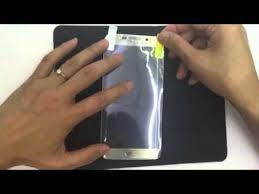 <b>TPU Screen Protector</b> for Samsung Galaxy S7 Edge - YouTube