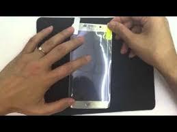 <b>TPU Screen Protector</b> for Samsung Galaxy S7 Edge - YouTube