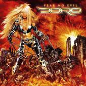 <b>Doro</b> - <b>Fear No</b> Evil (CD) review - Metal-Temple.com