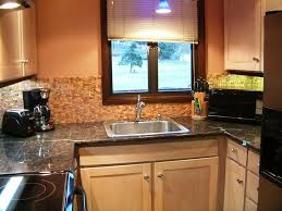 Wall Tiles Design For Kitchen Glass Tile For Kitchen Wall Front Side Of The Crystal Glass Tile