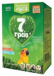 Лакомство для птиц <b>Альпийские луга 7</b> трав — купить по ...