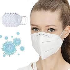 1Pcs <b>Safety Mask</b>, FFP2 <b>Mask</b> Anti Pollution N95 <b>Mask Dustproof</b> ...