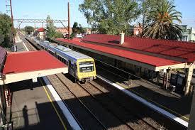 Fairfield railway station, Melbourne