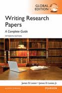 Amazon com  Writing Research Papers  A Complete Guide    th     sizzling s com