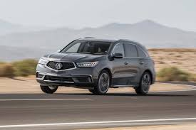 Acura Dealer Mn 2017 Acura Mdx First Test Review Motor Trend