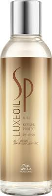 Wella SP <b>Шампунь для защиты кератина</b> волос Luxe Line Keratin ...