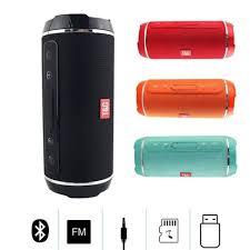 SOONHUA <b>TG 116</b> Outdoor <b>Waterproof Bluetooth Speaker</b> USB FM ...