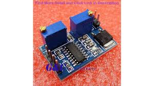 Top <b>SG3525 PWM Controller Module</b> Adjustable Frequency 100HZ ...